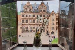 Innenraum Heidelberger Schloss